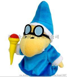 超級馬里奧毛絨玩具