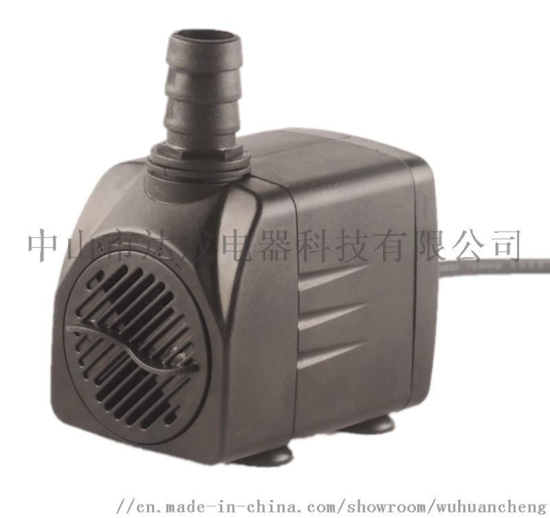 多功能循环潜水泵 冷风机水循环泵喷泉潜水泵