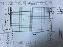高速公路铁路护栏网 密山市高速公路铁路护栏网价位 河北澜润