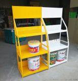 金属摆放机油展示架货架供应商
