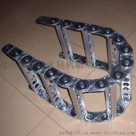 tl95/80/100耐电压封闭式除尘穿线钢铝拖链