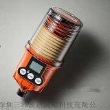 全自動吹瓶機自動加脂器,黃油/機油自動注油器,石家莊自動潤滑