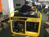 大泽三相190A汽油发电电焊机
