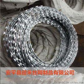 安平刺绳,镀锌铁蒺藜,刺绳现货