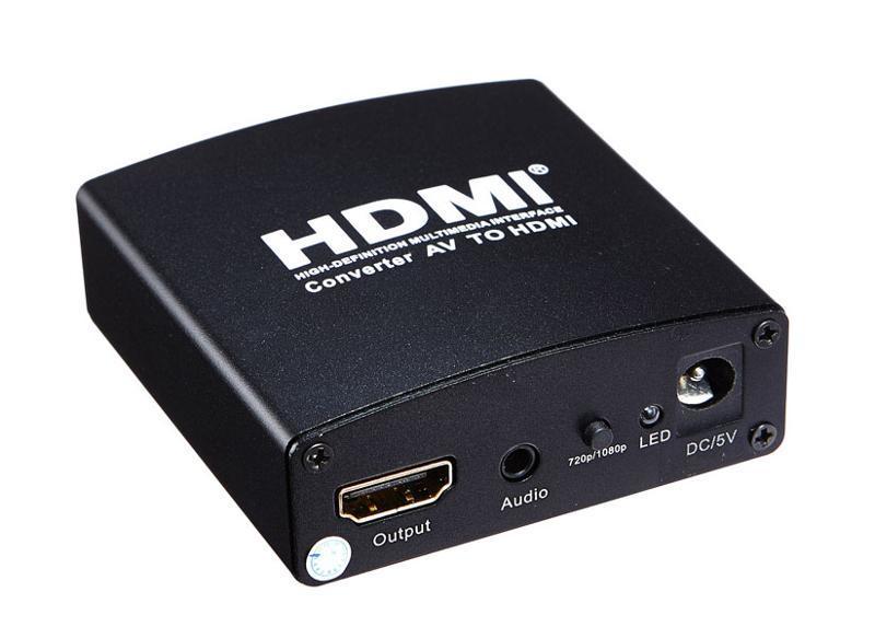 索飛翔供應 AV轉HDMI轉換器 HDMI轉換器切換器批發