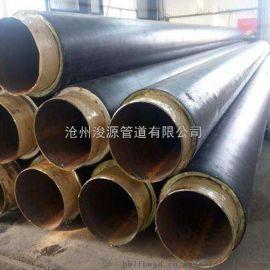 聚氨酯集中管道保温工程 聚氨酯架空采暖管道 集中供暖保温管道