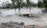 廣西柳州駕鶴公園噴霧工程