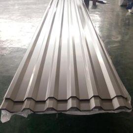 YX35-190-760型镀铝锌压型板4S店专用板