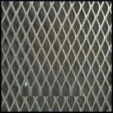 吸音隔音陽極氧化鋁板安平匯金壓平菱形鋼板網建築工業DBL1-02