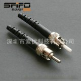 索伏 ST光纖連接器散件 連接頭(陶瓷插芯、金屬插芯、不繡鋼插芯
