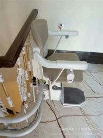 曲線式別墅 座椅電梯 樓梯升降椅 無障礙 平臺