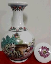 创意陶瓷瓶设计开发加工新款陶瓷酒瓶定做生产小酒瓶套装定制