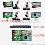 高清HDMI/VGA四画面分割器