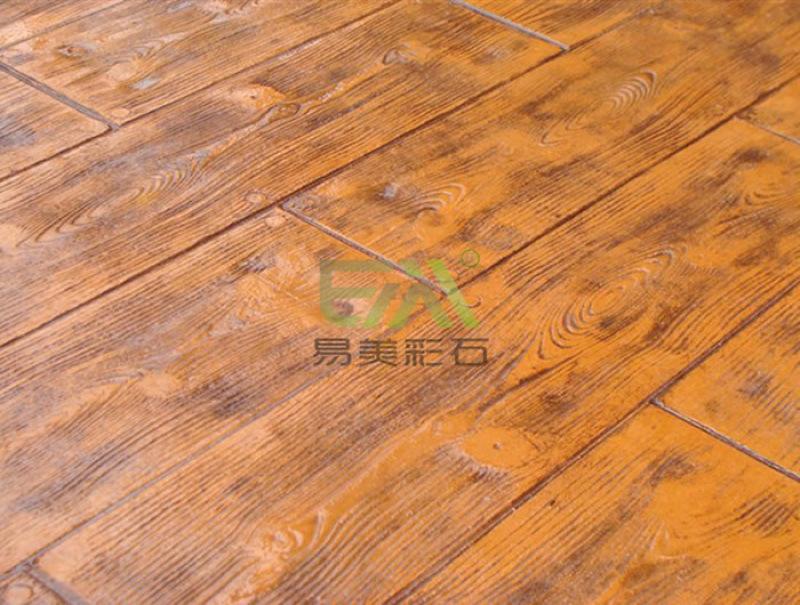 仿木混凝土地面 厂家批发 量大从优