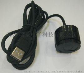 供应 瑞景RJ-OPUSB-DL/T645红外抄表光电头 (DL/T645规约) USB接口 电表远红外抄表光电头 红外抄表