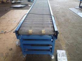 卫生级PVC白色皮带式输送机厂家推荐 车间用输送机