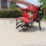 四驱微耕机自走式旋耕机柴油松土除草开沟多功能耕地机