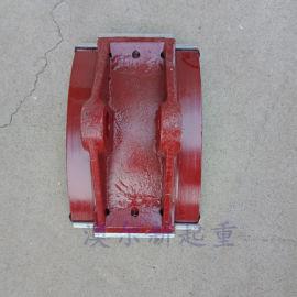 制动器瓦块 抱闸制动器铆钉式瓦块 刹车块皮