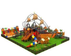 木質拓展訓練幼兒園兒童體能訓練木質拓展景區遊樂設備