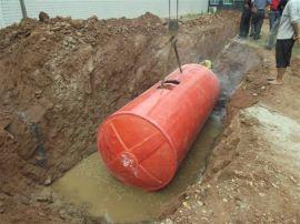 污水处理玻璃钢环保化粪池不生锈