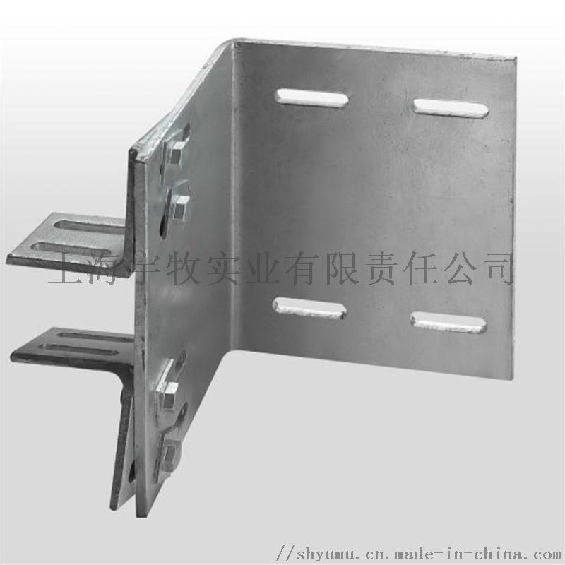 镀锌预埋钢板8x150x200 幕墙预埋件大量现货