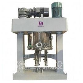 供应密封胶生产设备 粘合剂专用动力混合搅拌机