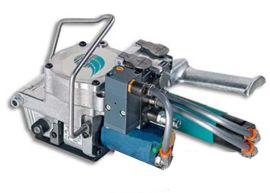 信宜气动打包机依利达免扣式塑钢带包装工具