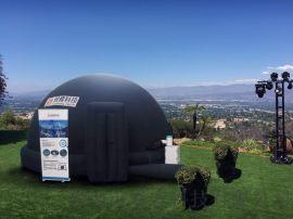 直径6米充气球幕影院整套设备出租