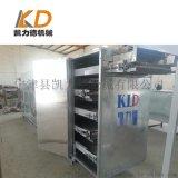 高溫304不鏽鋼食品烘幹機 完善的自動操控系統