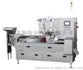三伺服高速全自动枕式包装机HTL-1200