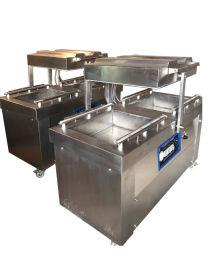 双室半自动真空包装机 烤鸡鸭肉制品真空包装机
