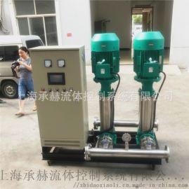 威乐定压补水泵MVI5208 不锈钢多级泵