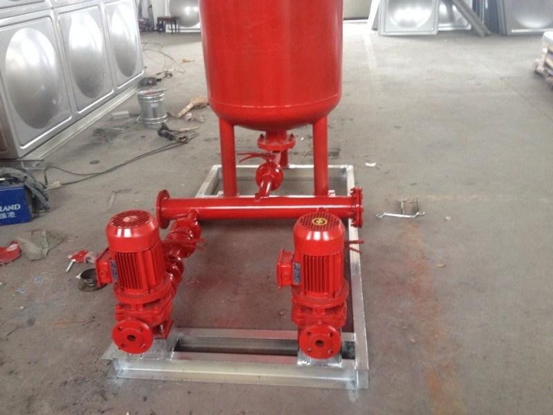 金泽消防增压稳压供水成套设备消防增压稳压设备