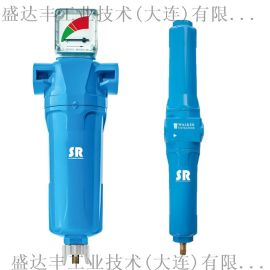 WALKER螺纹接口压缩空气过滤器