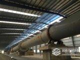 年產5萬噸高嶺土煅燒迴轉窯生產線製造廠家-河南華冠