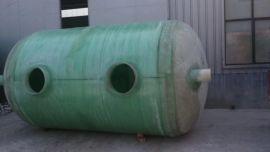 化粪池安装工程 新农村家用化粪池2立方