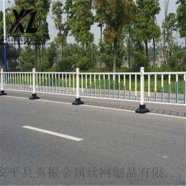哪里生产道路护栏、市政护栏、安平道路护栏厂家