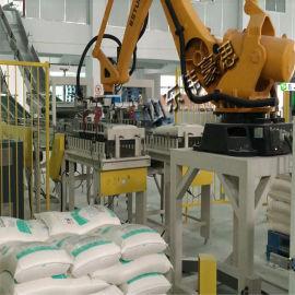 搬运饲料码垛机器人 全自动包装码垛机