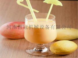 全套蜂蜜柚子茶饮料生产设备河南厂家报价