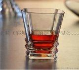 潔雅傑酒杯 玻璃洋酒杯(300ml)烈酒杯套裝玻璃