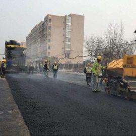 东莞沥青道路施工公司 深圳沥青路面工程