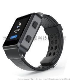 杭州HC-DW-UWB室内智能定位手环厂家