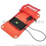 便携式太阳能板 超薄太阳能板 户外高效太阳能板