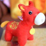 玩具厂家,毛绒玩具加工,毛绒玩具公仔,吉祥物马