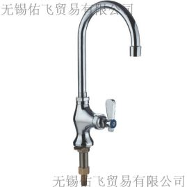 【价格公道】单温摇摆龙头 商用厨房摇摆龙头 水槽龙头 9812-P3