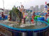 水陆战车游乐设备 儿童游乐设备 水上游乐设备天鸿游乐厂家直销