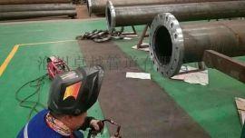 法兰焊接双面埋弧焊螺旋钢管生产厂家