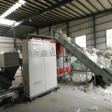 PE薄膜撕碎清洗回收造粒機、大棚膜清洗回收造粒機
