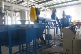 150KG PP编织袋回收清洗线