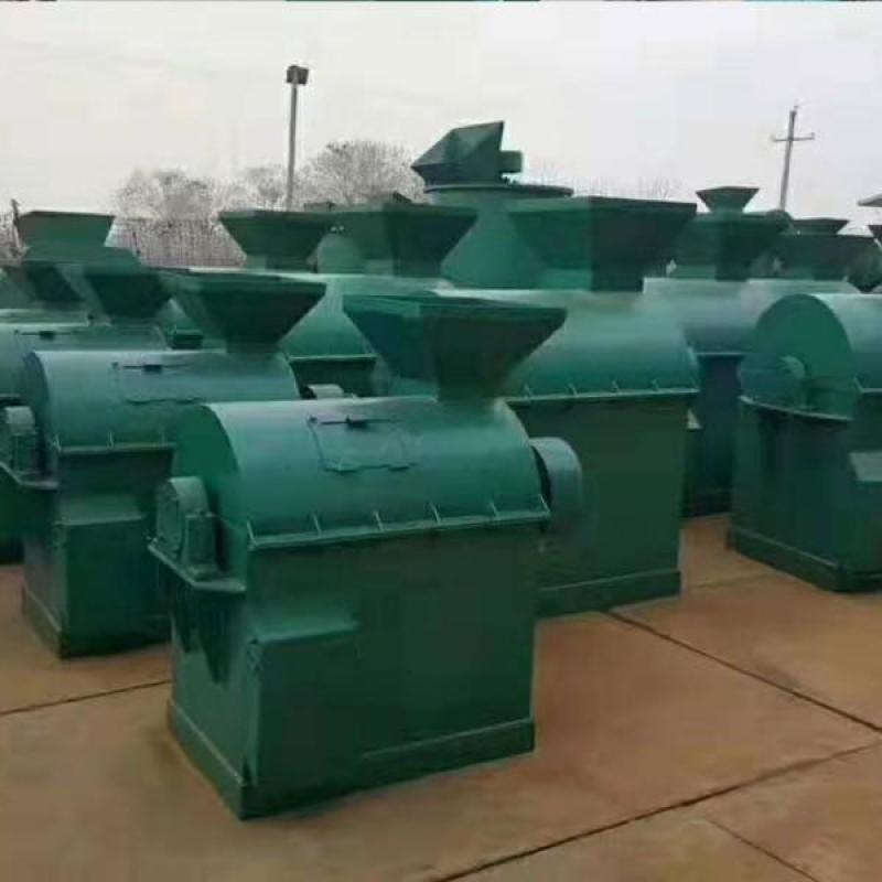 对辊挤压造粒机有机肥设备的保养维护及试车